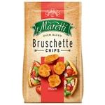 Брускеты Maretti со вкусом пиццы 140г