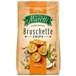 Bruschete Maretti cu gust de branzeturi 70g