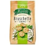 Bruschette Maretti cu gust de smantana si ceapa 70g