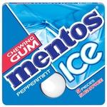 Guma de mestecat Mentos Ice Peppermint 12,9g