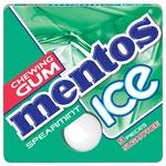 Жевательная резинка Mentos Ice Spearmint 12,9г