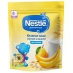 Terci de ovaz Nestle pere/banana 220g