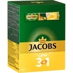 Cafea solubila Jacobs 3in1 latte 24x13g
