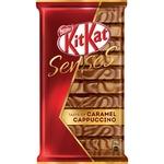 Ciocolata Kit Kat Senses caramela&cappuccino 112g