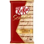Шоколад Kit Kat Senses кокос 112г