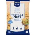 Кукурузные чипсы METRO Chef с солью 750г