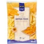Cartofi METRO Chef Dipper Fries 2,5kg