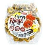 Covrigi Franzeluța Rings mac 200g