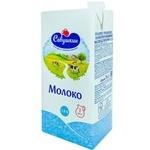 Молоко Савушкин 1,5% 1л