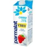 Сливки Parmalat 35% 1000г