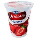 Йогурт Дольче с клубникой 3,2% 280г