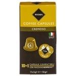 Cafea in capse Rioba Nespresso Cremoso 10x5g