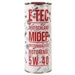 E-TEC ULEI 5W-40 1L