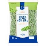 Фасоль зелёная Metro Chef 2,5кг