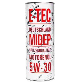 E-TEC ULEI 5W-30 1L - купить, цены на Метро - фото 1