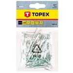 TOPEX NITURI ALUMIN.4X10MM-50B