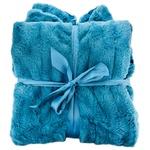 Одеяло Tarrington House из микрофибры 150x200см синее