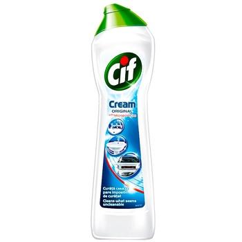 Crema de curatat Cif Cream 500ml - cumpărați, prețuri pentru Metro - foto 1