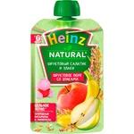 Pireu Heinz fructe/cereale 90g