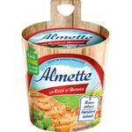 Crema de branza Almette Hochland rosii/busuioc 150g