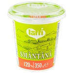 Smantana Latti 20% 350g