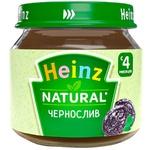 Pireu Heinz prune cu prebiotice 80g