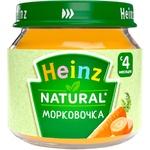 Пюре Heinz Морковь 80г