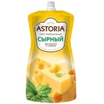 Соус Astoria сырный 42% 233г