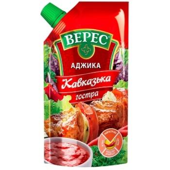 Аджика Верес Кавказская острая 130г - купить, цены на Метро - фото 1