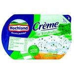 Crema de branza Hochland cu verdeata 200g