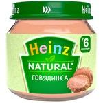 Пюре Heinz Говядина 80 г