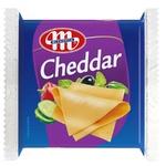 Плавленый сыр Mlekovita Cheddar 130г
