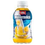 Йогурт питьевой Mullermilch с бананами 377мл