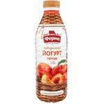 Йогурт питьевой Ferma персик 1,5% 0,9л