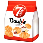 Croissante 7Days mini cu cacao si vanilie 185g