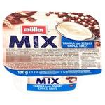 Iaurt Muller Mix choco balls 130g