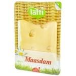 Cașcaval Maasdam Latti felii 150g