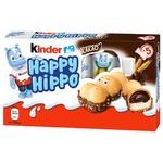 Biscuiti Kinder Happy Hippo T5 103,5g