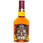 Виски Chivas Regal 12 Y.O. 0,7л