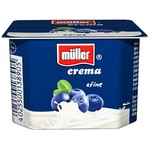 Crema de iaurt Muller cu afine 125g