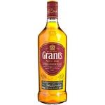 Виски Grants 0,7л