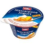 Йогурт Mascarpone Muller персик/абрикос 130г