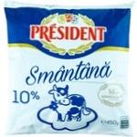 Smantana Alba 10% 450g