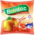 Bifidoc JLC cu piersici 2,5% 500g