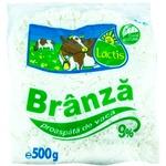 Branza de vaci Lactis 9% 500g