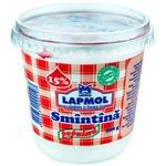 Сметана Lapmol 15% 350г