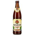 Пиво светлое Paulaner Hefe-Wiesbier стекло 0,5л