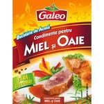 Condimente Galeo miel oaie 20g