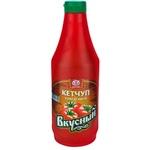 Кетчуп Вкусный Томатный 850г