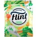 Pesmeti Flint cu gust de smantana si verdeata 70g